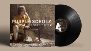 """Vinyl: """"Der Sing des Lebens"""" als Langspielplatte"""