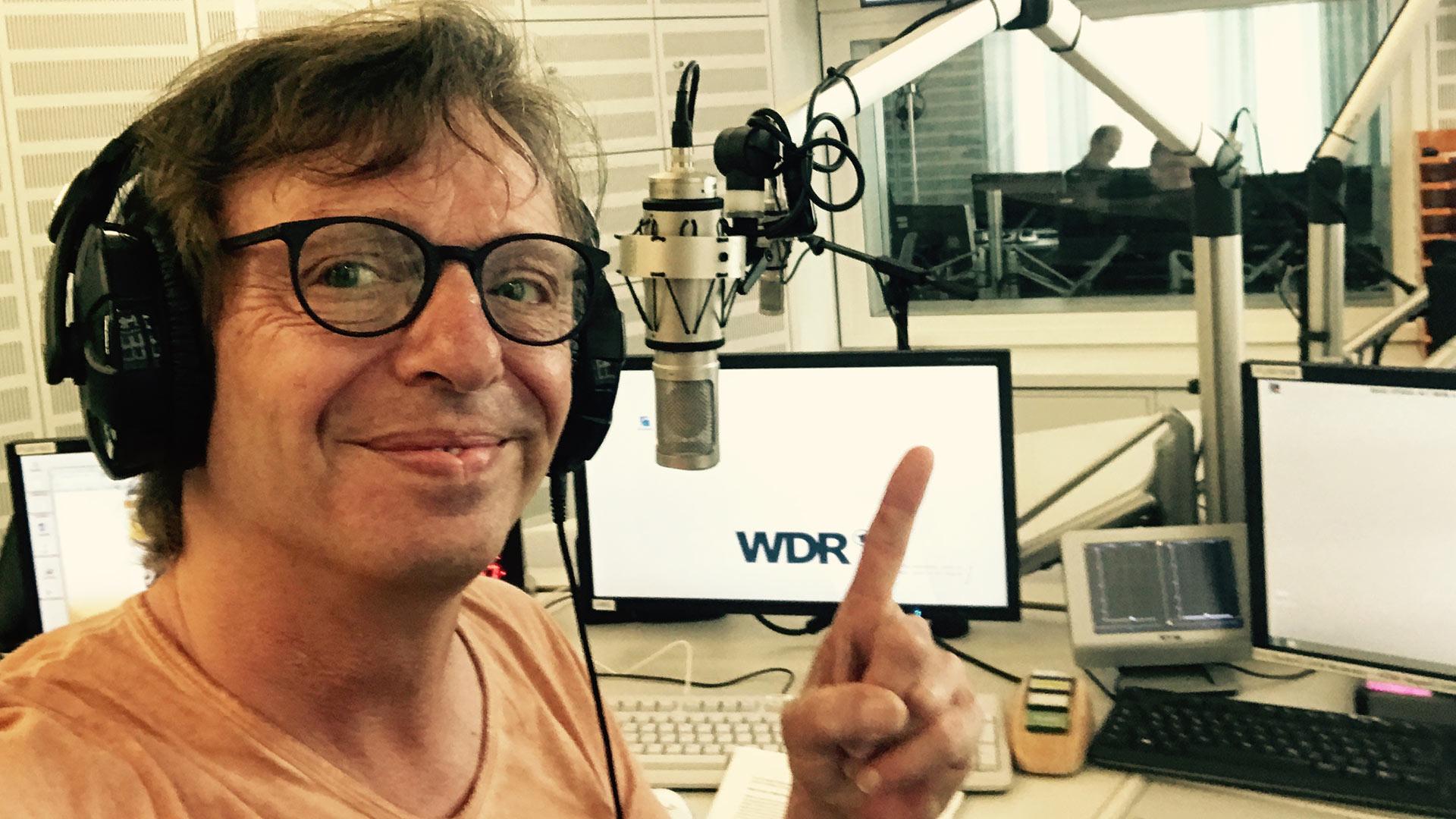 Moderation Songpoeten Auf Wdr 4 Purple Schulz