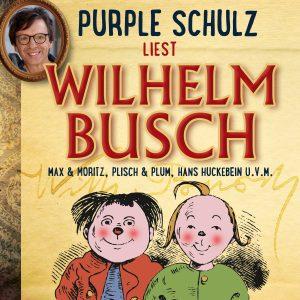 Und der nächste folgt sogleich: Purple Schulz liest Busch, Andersen und die Gebrüder Grimm