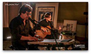 """Unser Studio-Konzert """"Berühren ohne Berührung"""" aus den Riverside Studios, Köln"""
